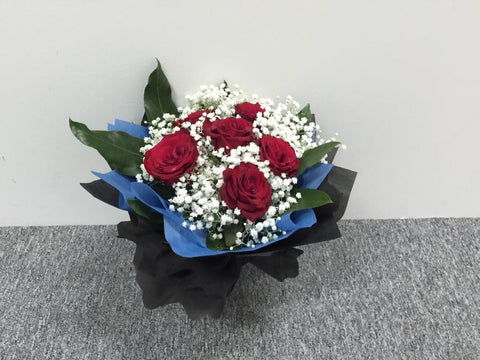 Red Rose Bouquet     - ZZR1176val