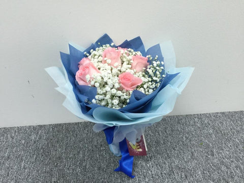 Rose Bouquet- ZZR1372val