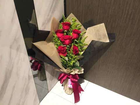 Rose Bouquet- ZZR1382val