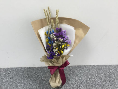 Dried Flower Bouquet V-ZZR1371