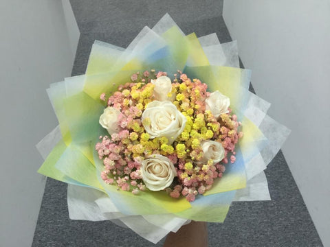 Rose Bouquet- ZZR1347