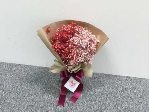 Colour Baby Breath Bouquet - ZZR1306