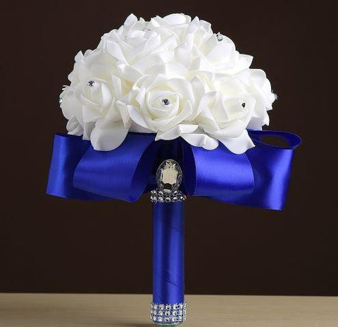 Artificial Rose Bouquet   - ZZR0356