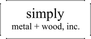 simply metal + wood inc.