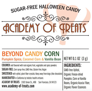 Beyond Candy Corn Halloween Candy