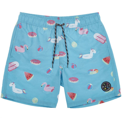 Pool party pool short