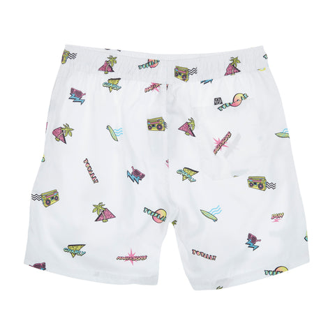 Totally Rad Pool Short