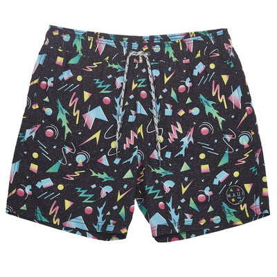 Rad Attitude Pool Short