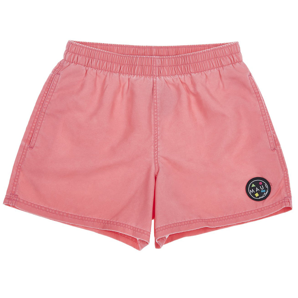 Maui Party Volley Shorts-Multi Colors