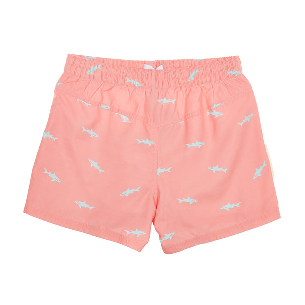 Savage Shark Volley Shorts
