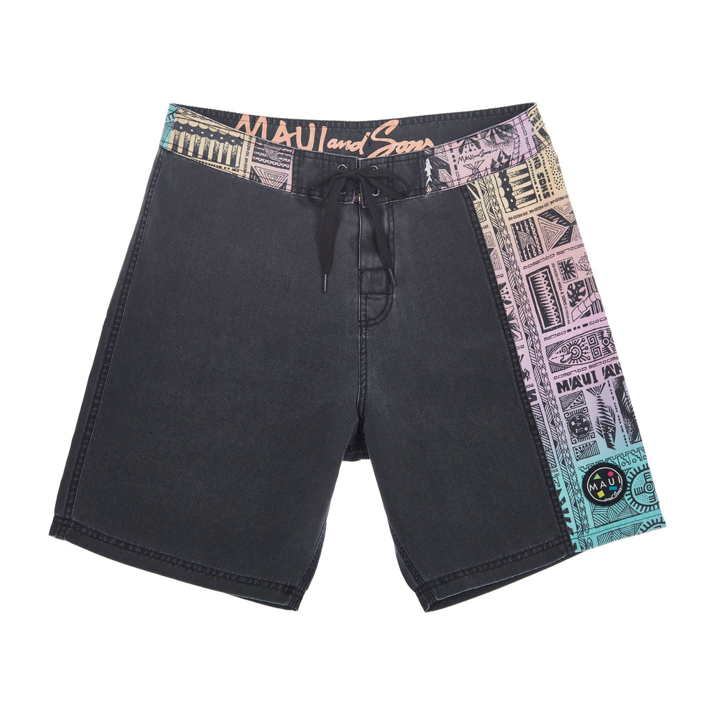 Neon Tribal Boardshorts