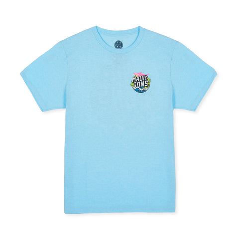 BIG WEDNESDAY 100% Cotton Jersey T-Shirt