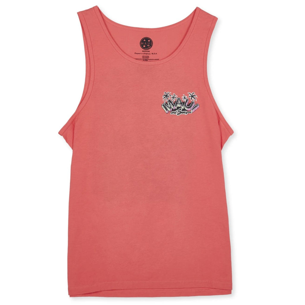 NIGHT GRIND TANK TOP