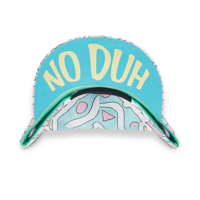 No Duh Flip-Up hat