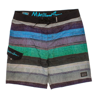 Men's Ethnic Wave Board short