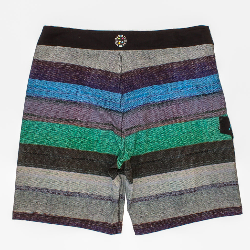 Mbs7394 Mens Ethnic wave Boardshort