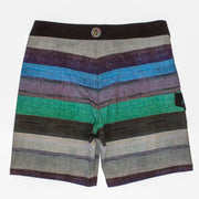 Mens Ethnic Wave Boardshort