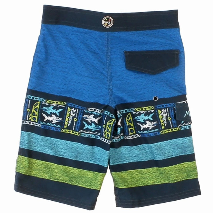 Boys Cutting Edge Stretch  Boardshort