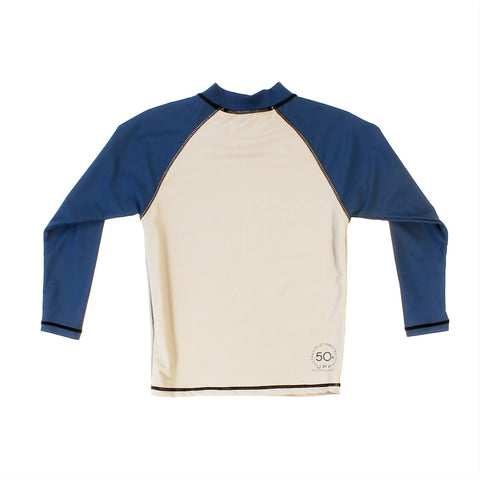 Boy's In the water Longsleeve Rashguard