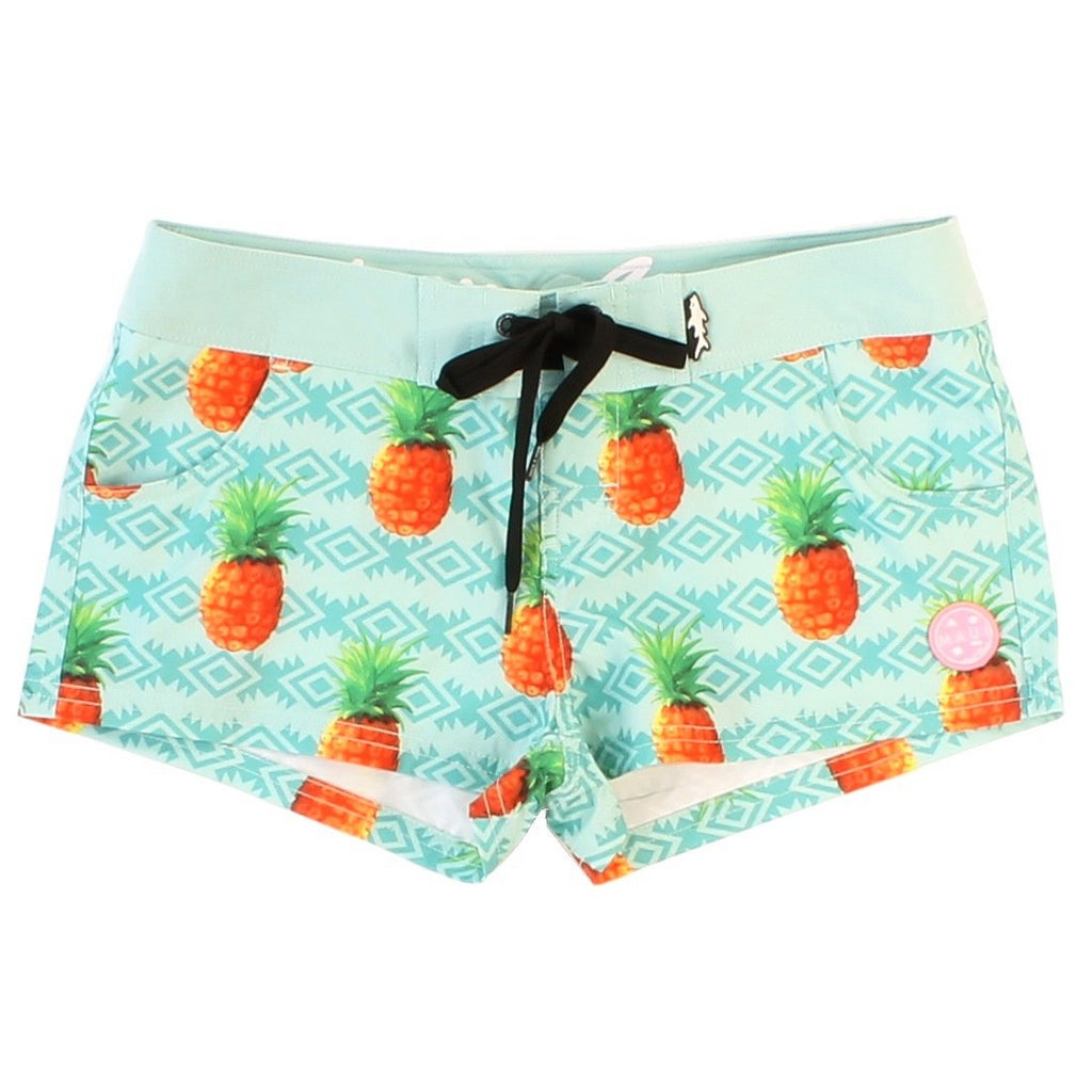 Pineapple Pop Ladies Boardshort
