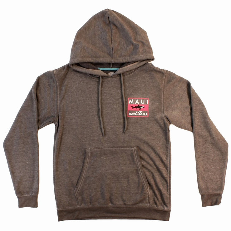 Classic Shark Men's Fleece Hoodie