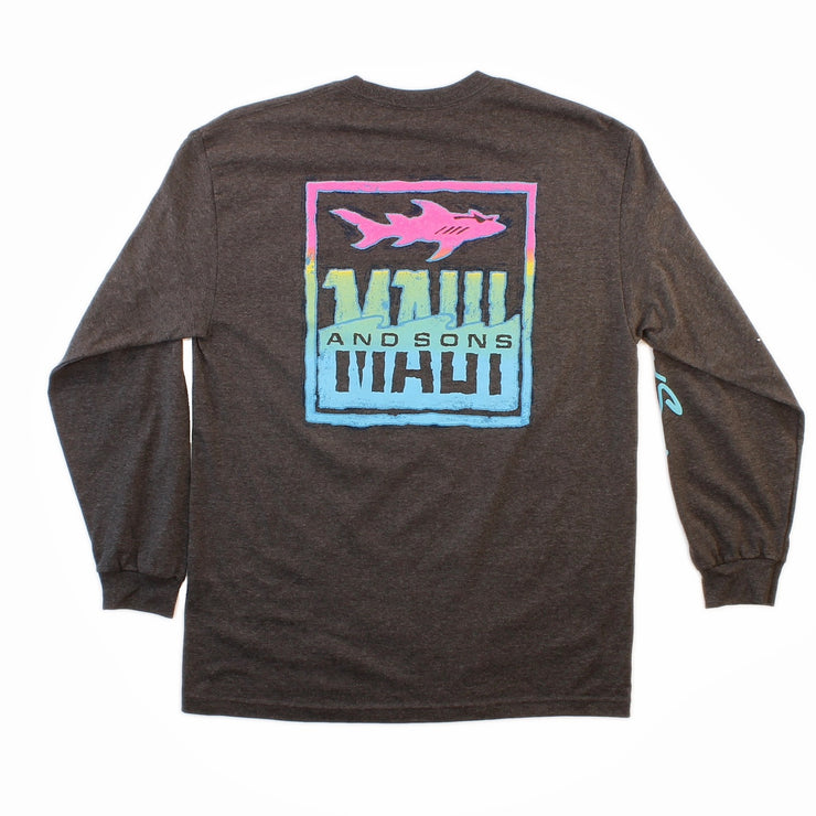 Shark Out Of Water Long Sleeve