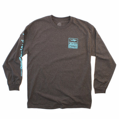 Shark Out Of Water Longsleeve