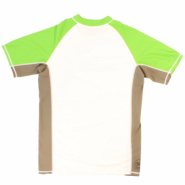 Cali To Hawaii Men's Short Sleeve Rash guard