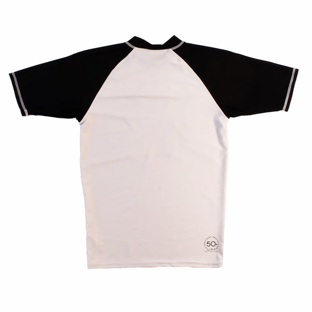 Tartar Control Men's Short Sleeve Rash guard