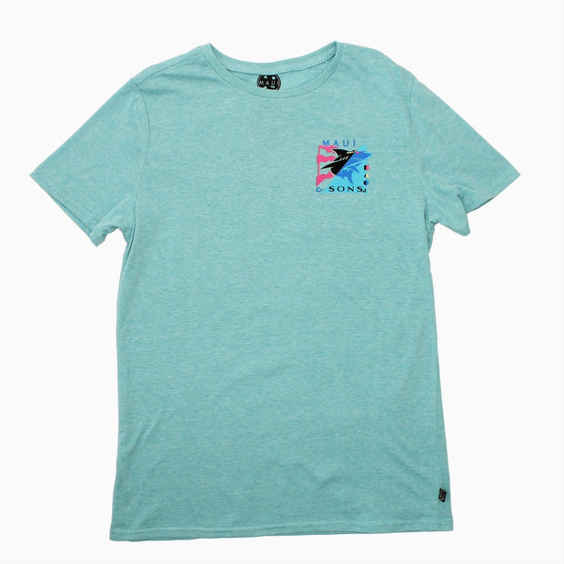 Two Tone Mens Tshirt