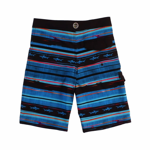 Boys Ripper  Stretch  Boardshort