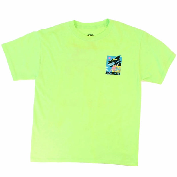Boy's Deco Shark T-Shirts