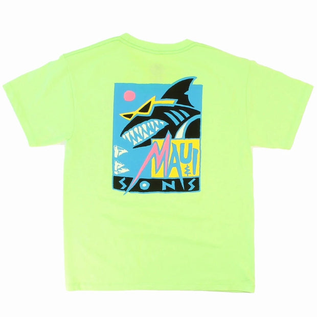Boys Deco Shark T-Shirts