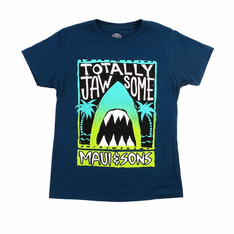 "Boy's "" Totally Jawsome"" T-shirt"