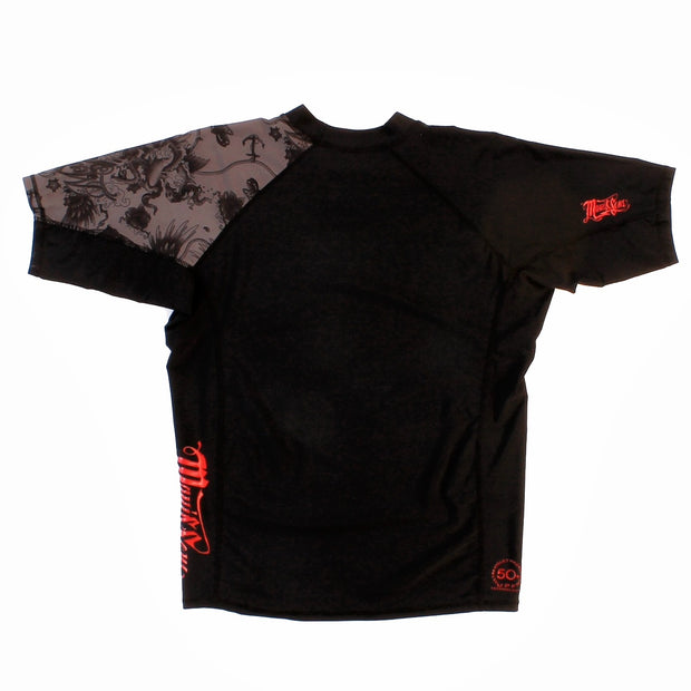 Wild Card Mens Rashguard