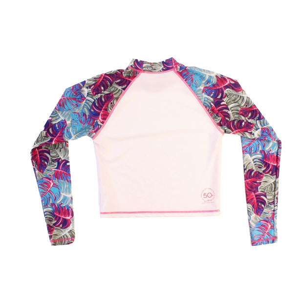 Beach Days Womens Rashguard