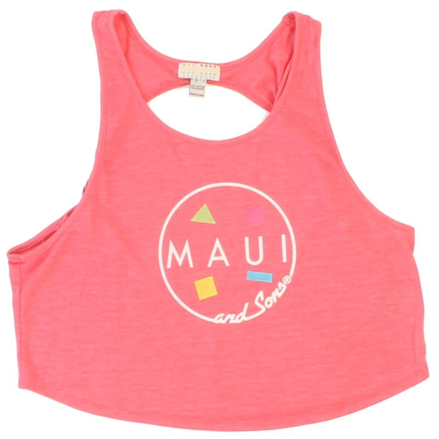 Summer Lovin' Crop Women's tank Top
