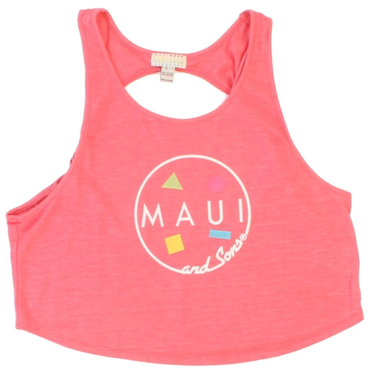 Summer Lovin' Crop Womenstank Top