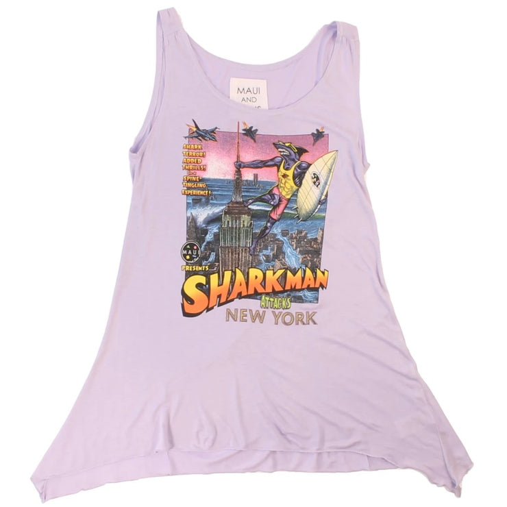 Sharkman Nyc Tank Top