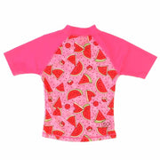 Watermelon Girl's Rash guard