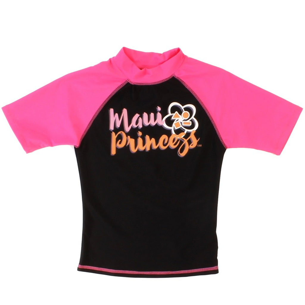 Maui Love Girls Rashguard