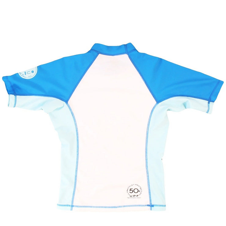 Girl's Surfer Girl Rash guard