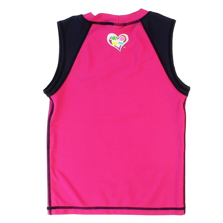 """Maui Girl"" Girl's Rash guard"