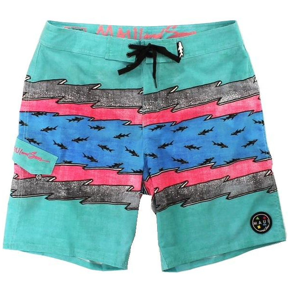 Voltage Mens Stretch  Boardshort