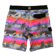 Faded Mens Stretch  Boardshort
