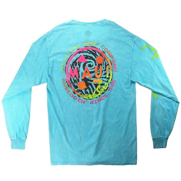 Amped Cookie  Mens Longsleeve