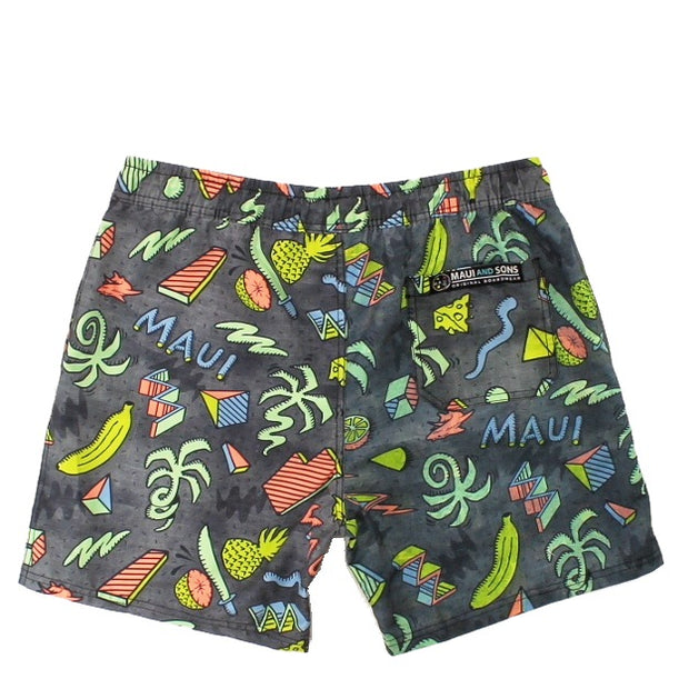 Island Slice Men's Pool Short