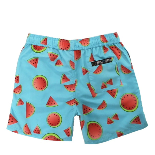 Melon Mix Mens Pool Short