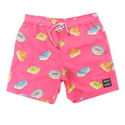 Donut Craze Men's Pool Short