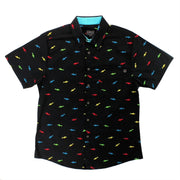 Straight Shark Woven Shirt
